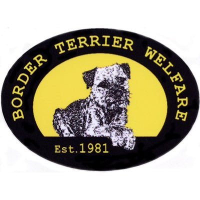 The Border terrier welfare UK logo