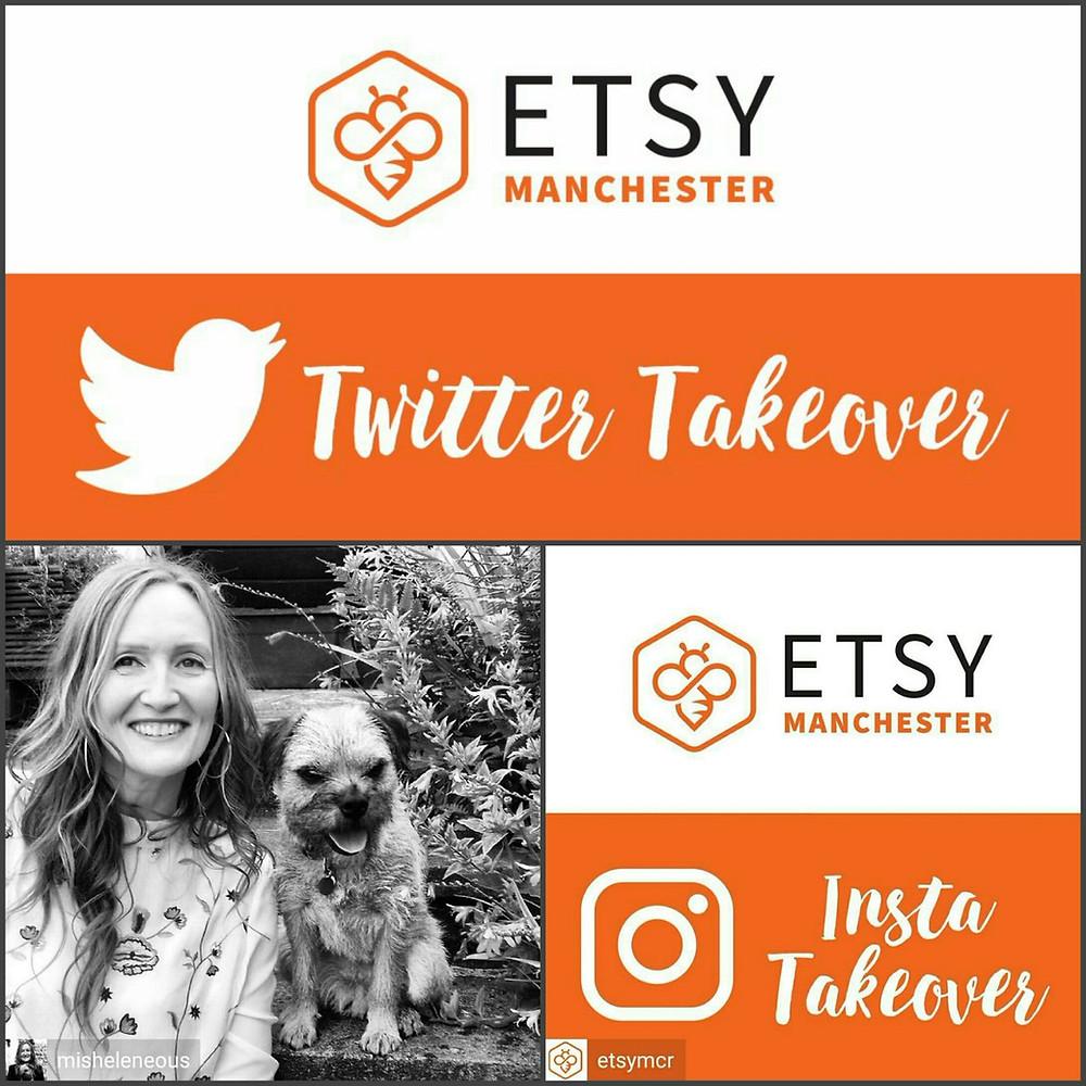 EtsyMCR Twitter Takeover!