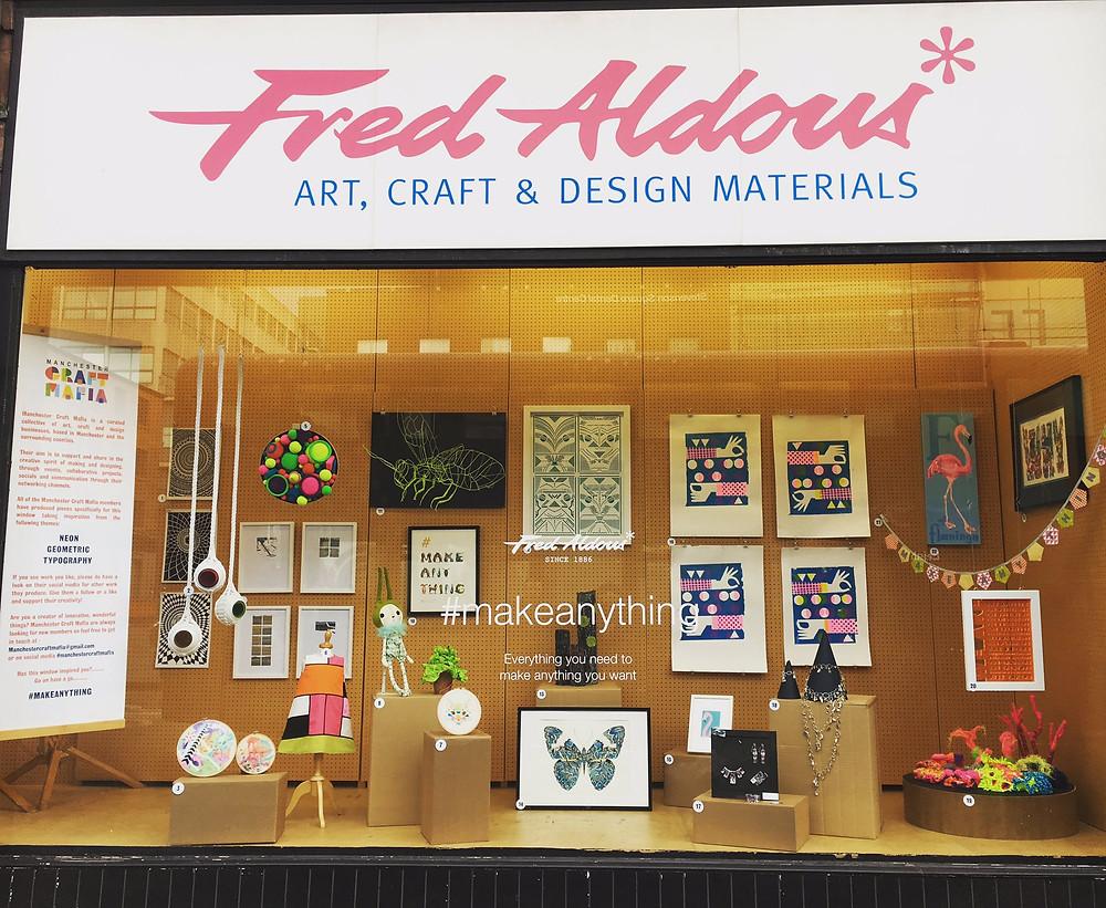 Fred Aldous Craft Shop