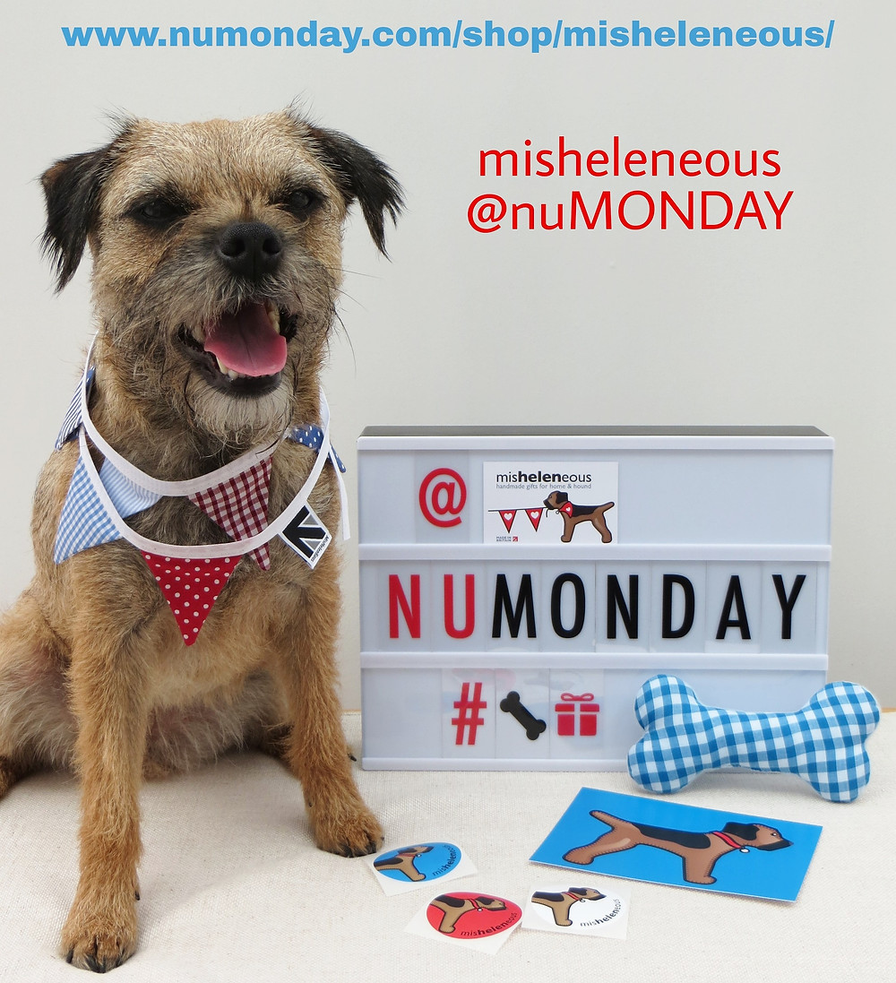 Introducing my new online store at UK based host nuMONDAY