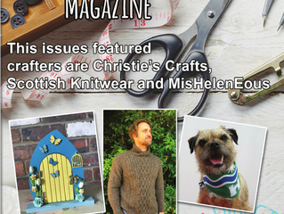 The CraftersUK Magazine