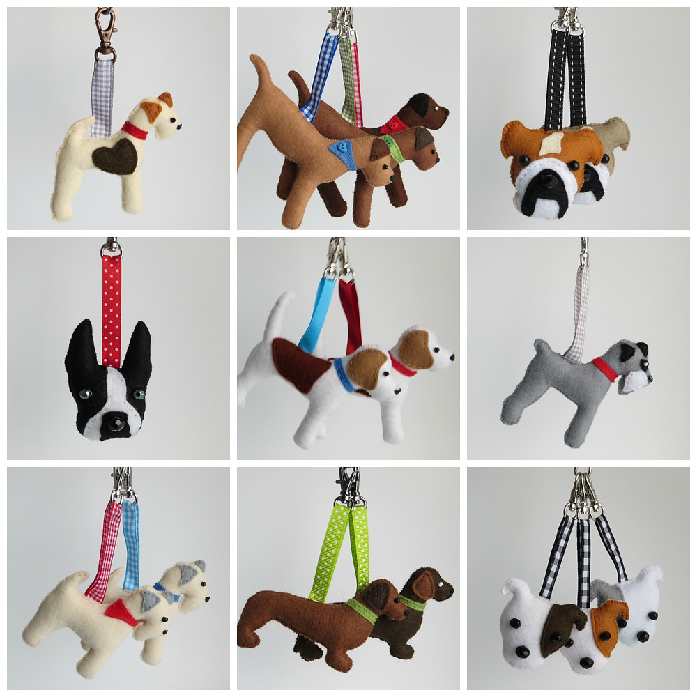 Small Selection of Dog Breeds available