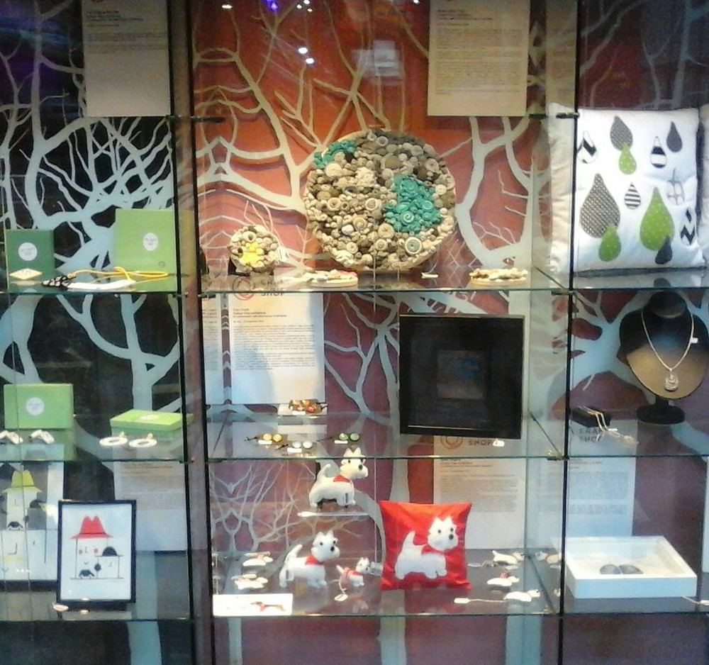 Manchester Royal Exchange Craft Shop