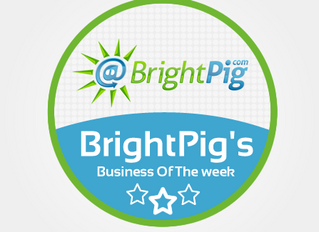 Bright Pig Business of the Week Winner