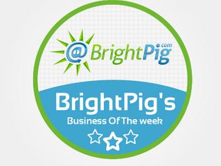 Bright Pig Business of the Week Winner