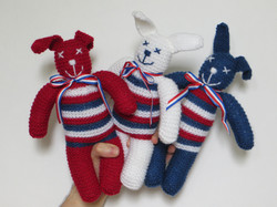 Patriotic Rabbits
