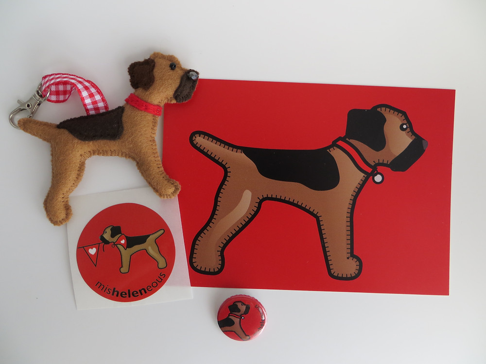 Team Red prize for @thedottydogco