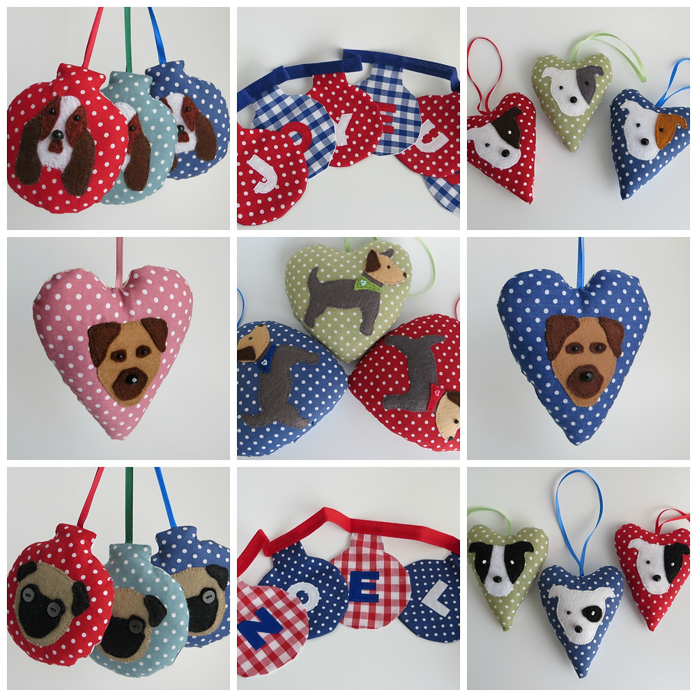 Doggy Baubles