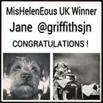 Jane Griffiths UK Winner