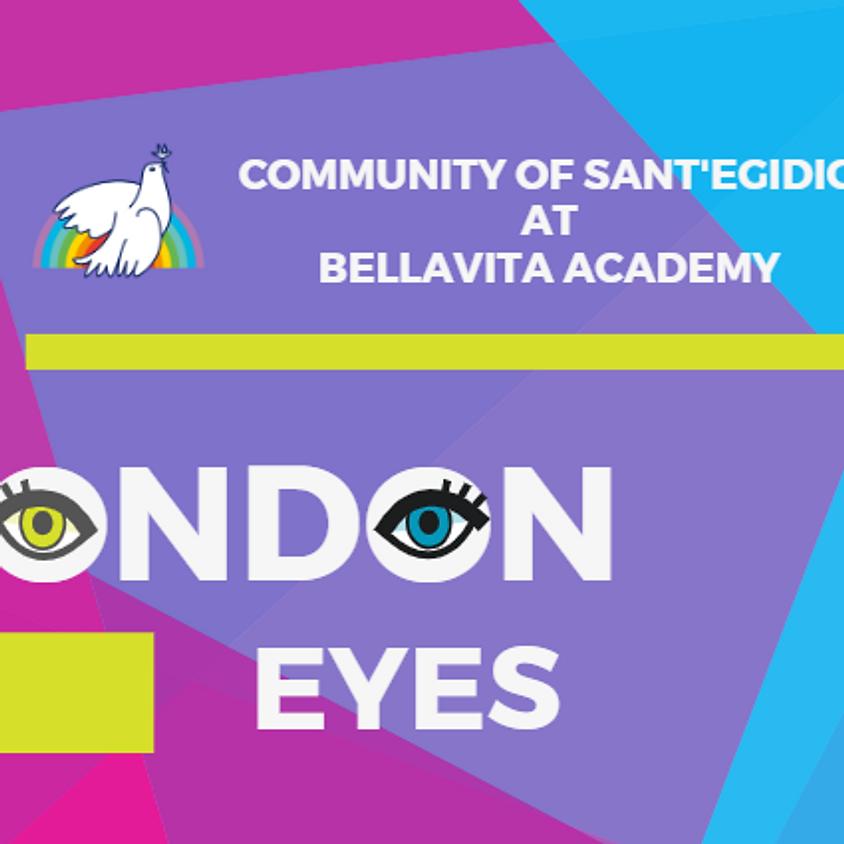 London Eyes: a poetry-full fundraising gala