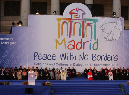 Peace with No Borders