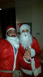 Christmas Santa Volunteers