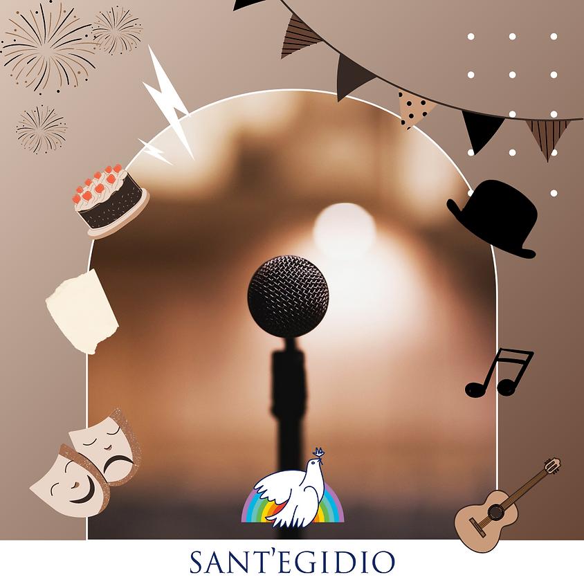 Sant'Egidio's Fundraising Talent Show
