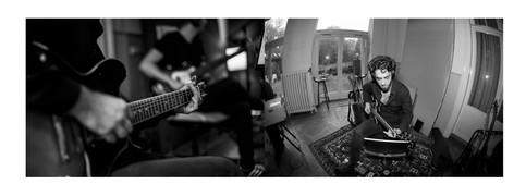 Recording @ The Villa Sessions