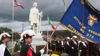 콜럼버스 DAY 반대하는 안티파의 의도는? 종교. 인종차별주의 발언과 편협함이 배경