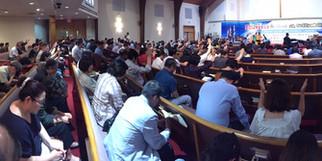 2017년 뉴저지 호산나 복음화 대회 성료 -2천여 성도를 '내가 온전한 교회 되자' 다짐