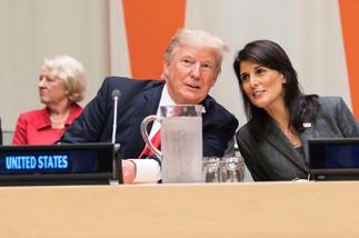 프'UN內무책임한'나라들에 대한'지원거부'표명 -   이스라엘 수도 이전 관련 반대 국가...한국도 반대