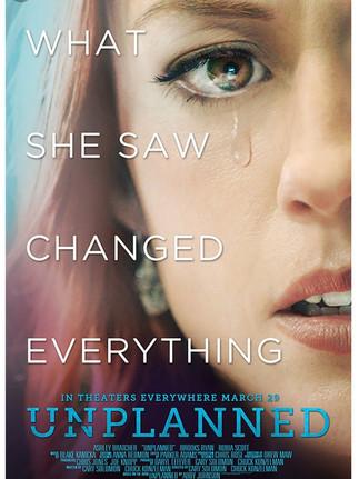 '반 낙태' 영화 'Unplanned 에 R 등급 이라니? -   교계 미영화 협회(MPAA)편견에 공개서한
