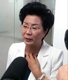 이단 논란'은혜로교회'신옥주 목사 체포 -   남태평양 이주 교인 대상 감금·폭행 혐의