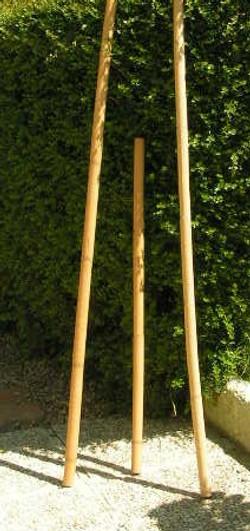 Bâton long & bâton court