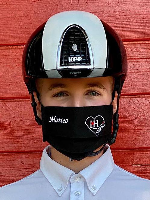 For the rider - Mascherina personalizzata