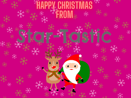 Happy Christmas to our Star-Tastic Family