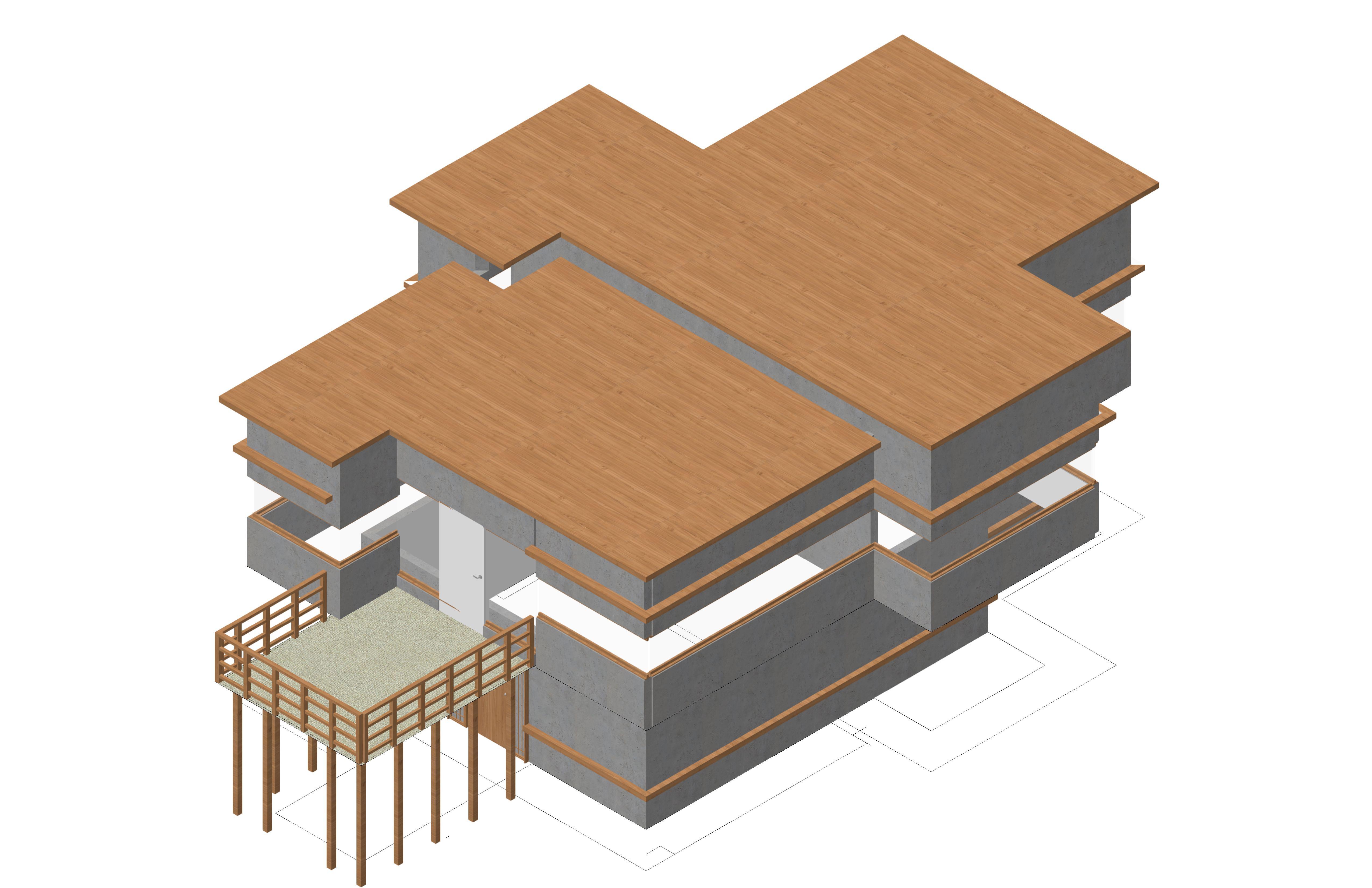 Nick's Architecture Model