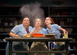 Waitress Production Photo