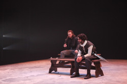 Macduff and Malcolm