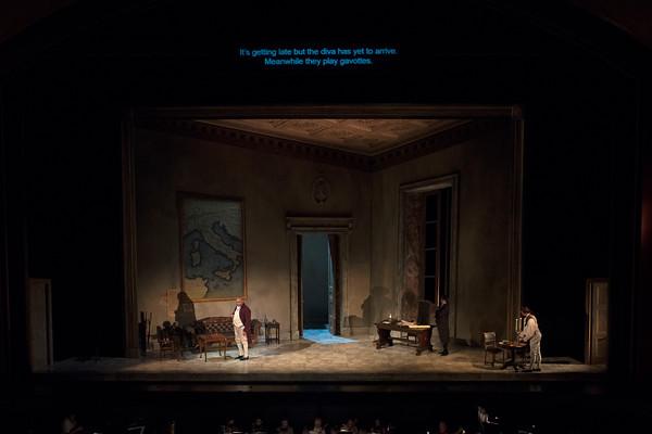 Act II: Farnese Palace