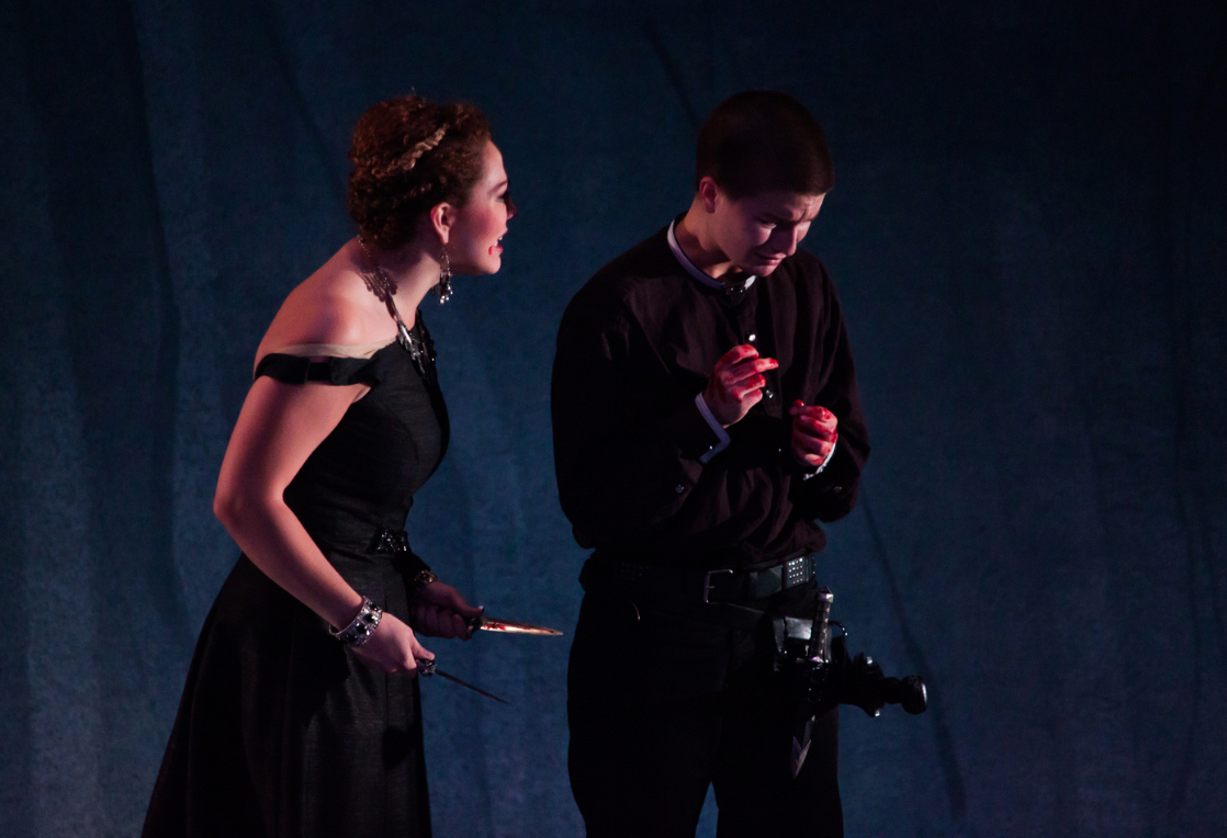 Lady Macbeth and Macbeth