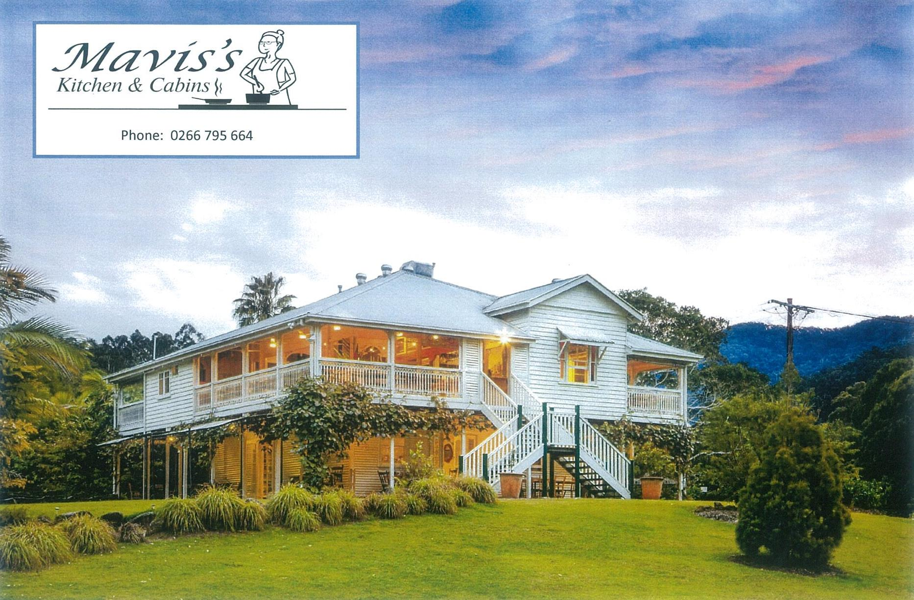 Mavis's Kitchen & Cabins