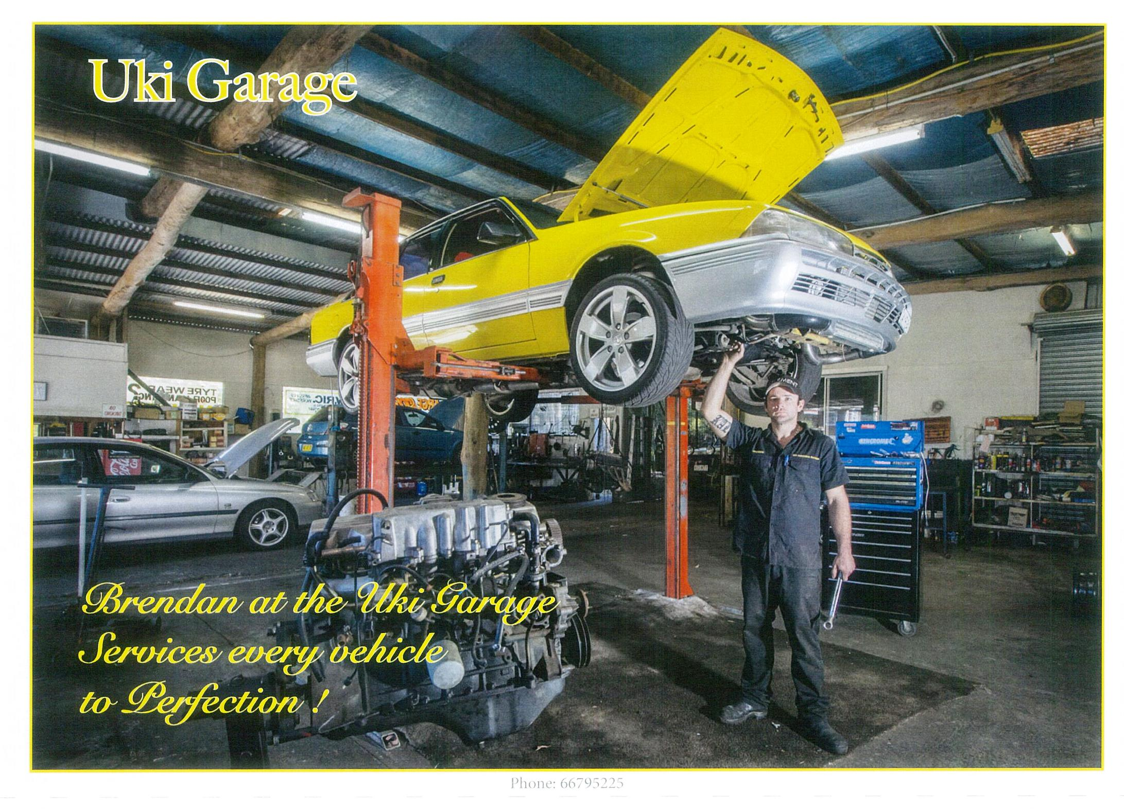 Uki Garage