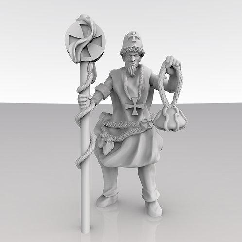 Templar Priest