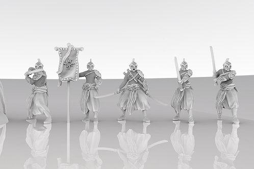 Elven Warrior Squad