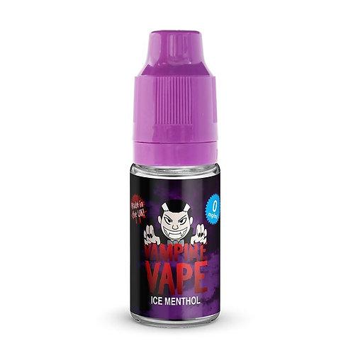 Ice Menthol 10ml - Vampire Vapes