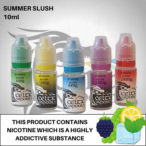 Summer Slush 10ml - Celtic Vapours