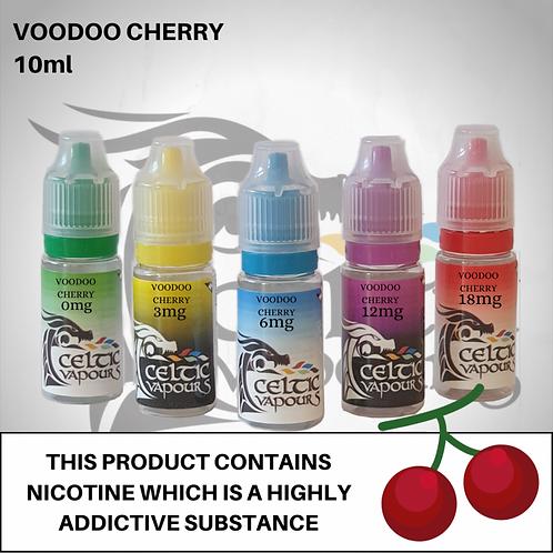 Voodoo Cherry 10ml - Celtic Vapours