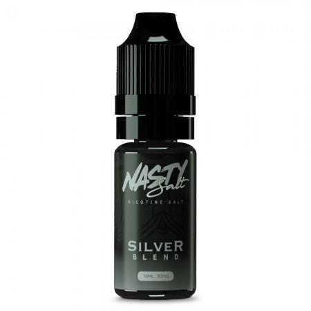 Silver Blend Nasty Salt 10ml - Nasty Juice