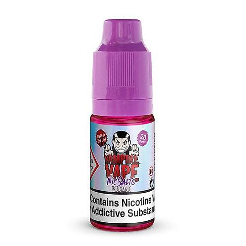 Pinkman NicSalt 10ml - Vampire Vapes
