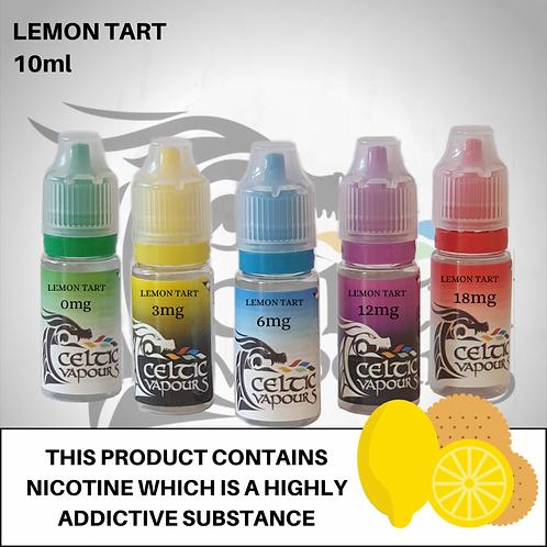 Lemon Tart 10ml - Celtic Vapours