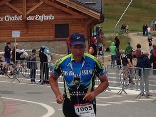 Triathlon longue distance de l'Alpe d'Huez
