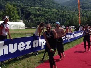 Triathlon CD de l'Alpe d'huez