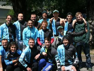 Triathlon par équipe Echirolles