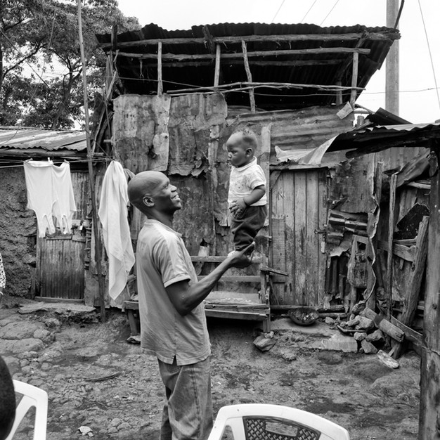 Kibera: A Slice of Heaven