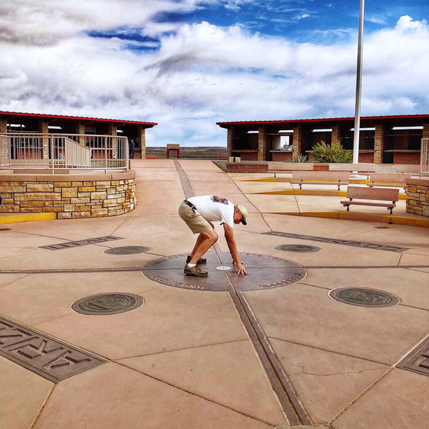 Four Corners, AZ, CO, NM, UT