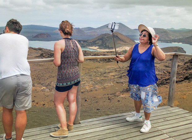 Lady, Galápagos