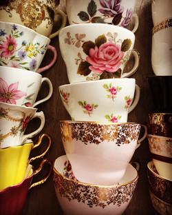 Tea Cup China Hire