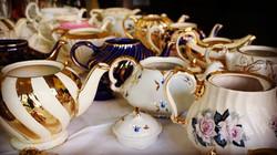 Tea Pot China Hire
