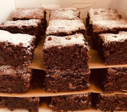 Chocolate Brownies by Mary's Kitchen